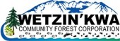 Thank you Wetzin'kwa Community Forest Corporation!